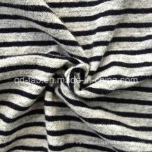 Linen Yarn Dyed T-Shirt Jersey (QF-13-0276)