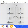 Trouser Wire Hanger , Crazy Selling Wire Hanger Rack