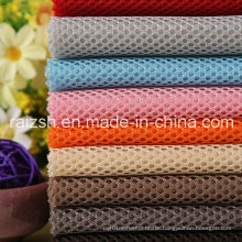 Sandwich Mesh Fabric for Making Shoes / Bag From China Factory
