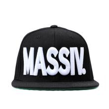 Custom 6 Panel Cord Snapback Hat