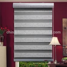 Großhandel Zebra Stoff Rollladen für Küche Badezimmer