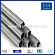 5086 prix d'usine des tubes / tubes en alliage d'aluminium extrudé