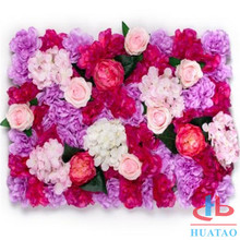 Artificial Flower Plant For Wall Decoration