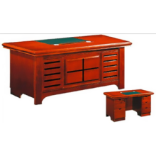 Bureau de bureau ovale antique de bonne qualité, bureau de bureau à domicile