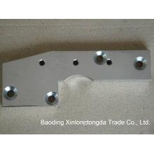 Peças de alumínio com usinagem CNC de precisão
