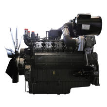 Wudong 1500rpm Genset Engine 820kw