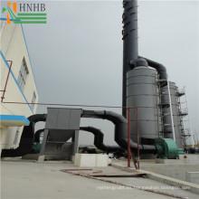 El horno utilizó la máquina industrial del colector de polvo del ciclón