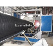 HDPE Steel Plastic Winding Pipe Production Line