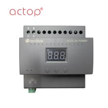 Smart hotel guestroom control system smart RCU