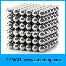 Hochwertige 5mm Neo-Magnete Würfel