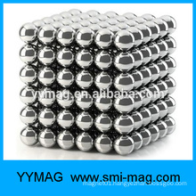 High quality 5mm neo magnets cube