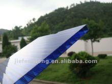 sapphire blue construction building plastic sheet