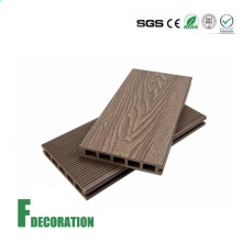 Wood Grain Timber Deck WPC From China Wooden Flooring