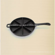 Preseasoned Cast Iron Baking Pan