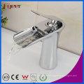 Fyeer Chrome Single Handle Waterfall Bathroom Original Sink Basin Faucet Water Mixer Tap