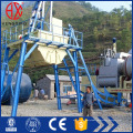 QLB Serise Asphalt Mixing Plant Modualr Batching Plant three positions batching machine