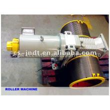 Máquina de la tracción del elevador de rodillo VVVF GT140WL
