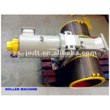 GT140WL VVVF Roller Elevator Traction Machine