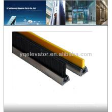 Escaleras mecánicas cepillo de seguridad