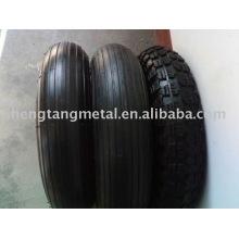 Pneumatic rubber wheel 4.00-8 for wheelbarrow
