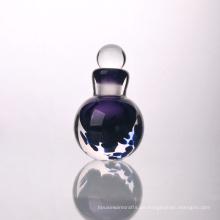 Einfarbige Parfümflasche Glas