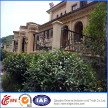 Standard Wrought Iron Fence /Residential Iron Fence