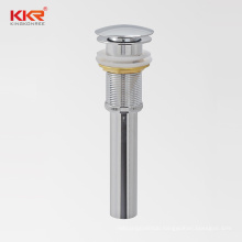 KKR solid surface acrylic hotel basin drainer