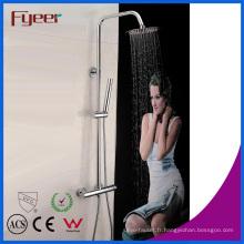 Fyeer nouveau mélangeur de douche thermostatique de précipitations de salle de bains (FT15001A)