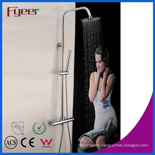 Fyeer New Bathroom Rainfall Thermostatic Shower Mixer (FT15001A)
