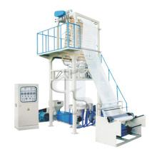 Máquina sopradora de filme de dupla finalidade HDPE-LDPE
