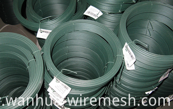 1.3MM diameter round shape Small coil tie wire (2)