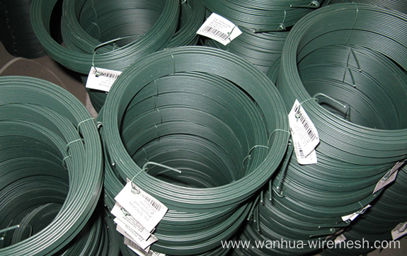 1.3MM diameter round shape Small coil tie wire