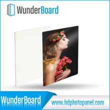 Wunderboard imprime em alumínio, painéis de foto HD para publicidade