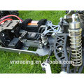 1/5 scale RC brushless truck,1/5th rc motor car,70km/h speed electric rc car