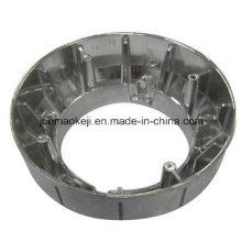 Couvercle de composant de coulée sous pression en zinc