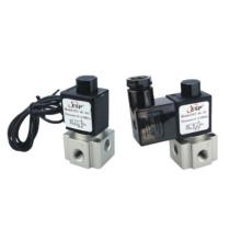Válvulas solenóides pneumáticas série 3V2 normalmente fechadas e abertas