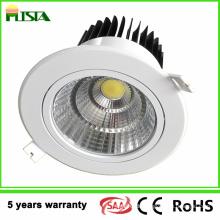 SAA- und C-Tick-zertifiziertes LED-Downlight für Konferenzräume