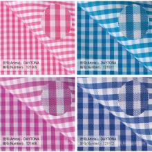 tela de la camisa de los hombres de la tela de nylon del ripstop de la tela de algodón
