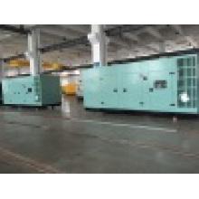 450kVA 400V CUMMINS Dieselmotor Generator Set Schalldichte Überdachung