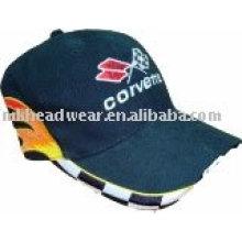 Bonnet de sport en coton à la mode pour hommes avec broderie