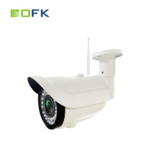Hot sale 1.3mp bullet network night vision ip camera 1080p optional h.264 onvif p2p cctv outdoor wireless wifi ip camera