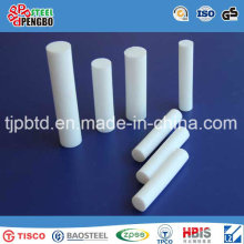 Machined Solid Customized Size Rigid PVC Round Bar