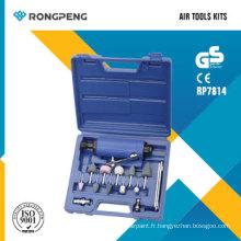 Kit d'outils pneumatiques Rongpeng RP7814