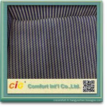 Tissu utile de polyester de conception de nouveau design joli pour des sièges de bus