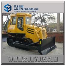 80HP Petite Bulldozer Ts80 pour terrain humide