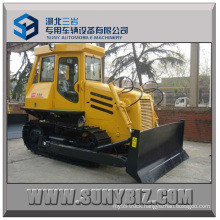 80HP Small Bulldozer Ts80 for Wet Land