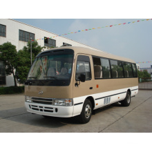 Coaster Model Mini Bus with 20-30 Seats Export to Africa