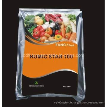 85-100 % Humate de Potassium soluble