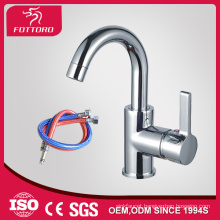 Chrome plating brass bathroom faucet MK23402