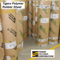 High quality rubber sheet made from different plastics by Tigers Polymer. Made in Japan (rubber coated sheet metal)